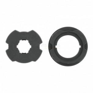 Adaptations roue et couronne pour moteur Nice