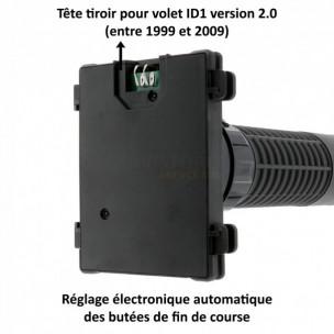 Moteur Bubendorff Rg Pour Id1 Version 2 0 Entre 1999 Et 2009